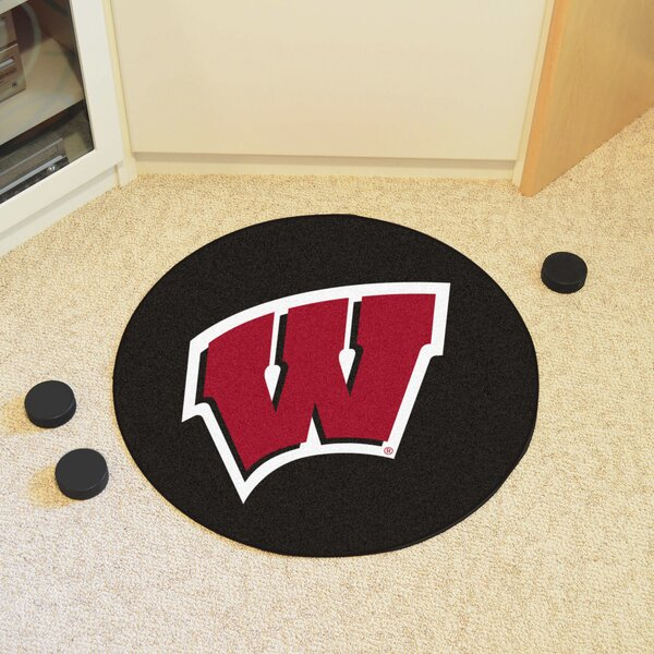 University of Wisconsin Doormat by FANMATS