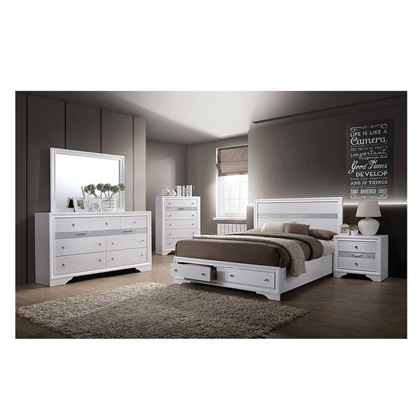 Ladson Platform Configurable Bedroom Set by Ebern Designs