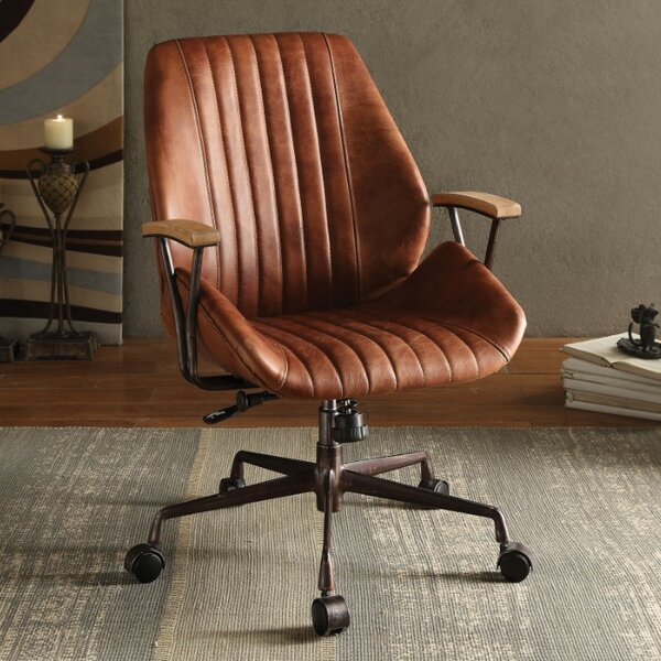 Linch Executive Office Chair by 17 Stories