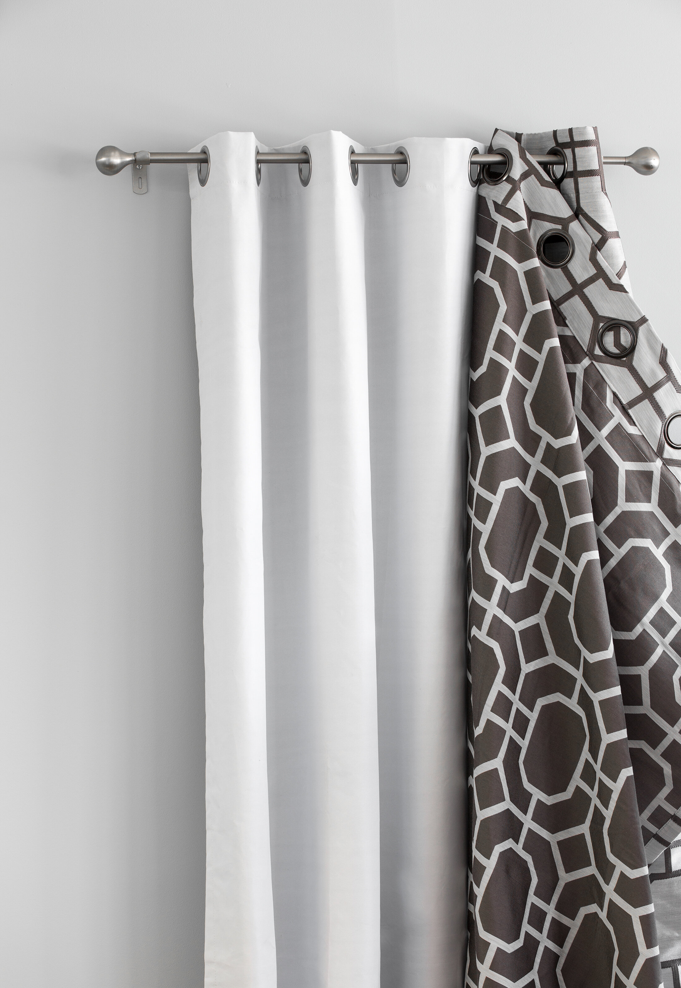 Lite Out Lite Out Solid Blackout Thermal Grommet Signal Curtain Panel Wayfair