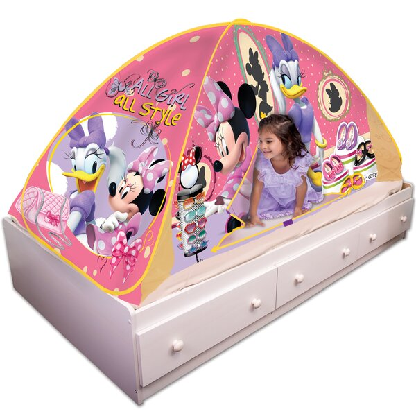 Minnie Mouse Bed Pop-Up Play Tent by Playhut