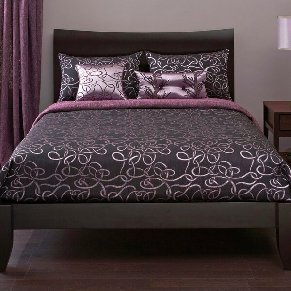 Twisty Vine Duvet Cover Set