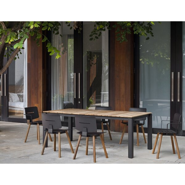 Coco 7 Piece Dining Set by OASIQ