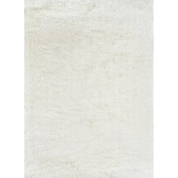 Houser White Area Rug by Union Rustic