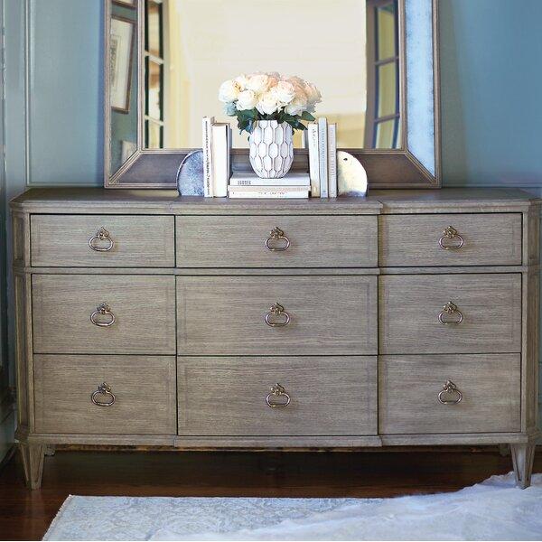 Marquesa 9 Drawer Dresser by Bernhardt