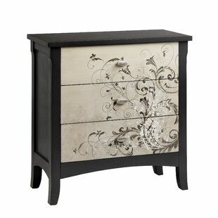 Asdsit 3 Drawer Chest
