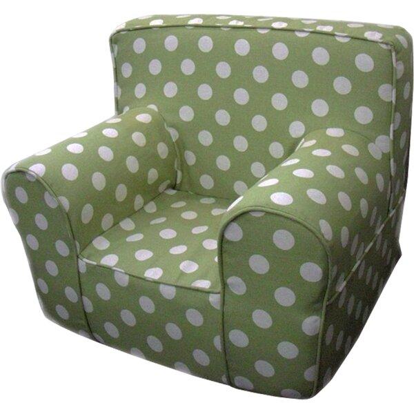 Kids Box Cushion Armchair Slipcover by Little Star