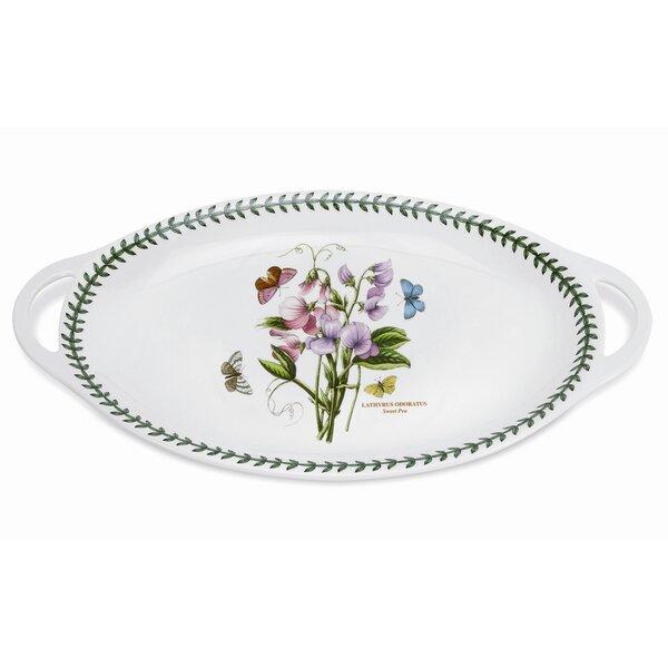Botanic Garden Oval Platter by Portmeirion