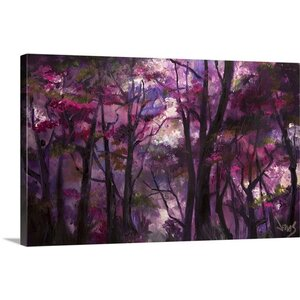 Wild and Romantic by Jonas Gerard Painting Print on Canvas by Great Big Canvas