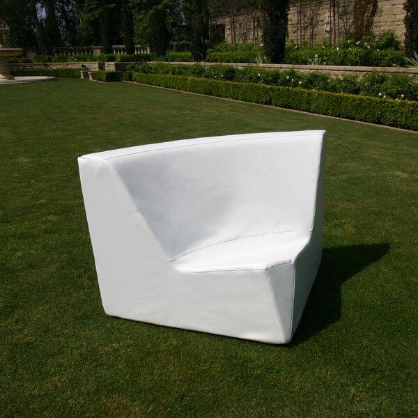 Goal Corner Patio Chair by La-Fete