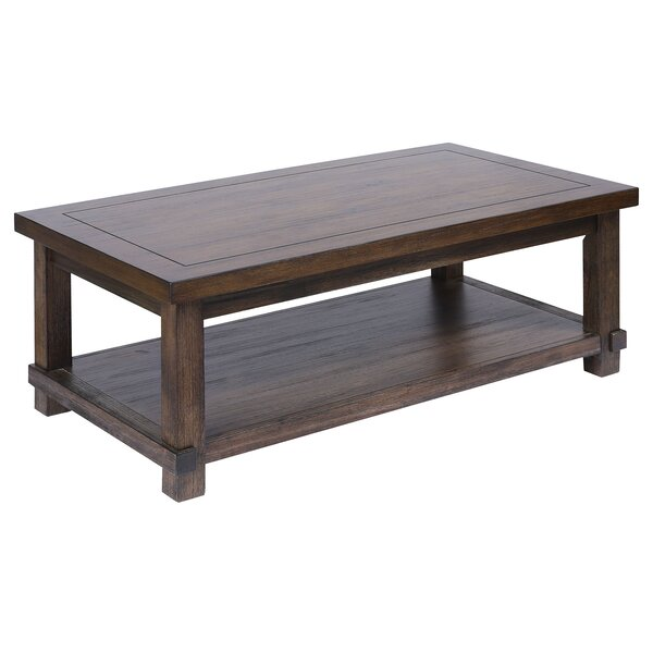 Papke Coffee Table With Storage By Gracie Oaks