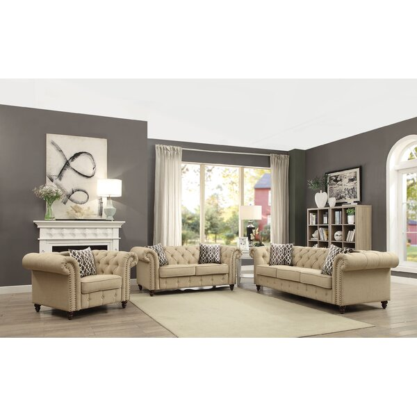 Irenee Living Room Collection by Lark Manor