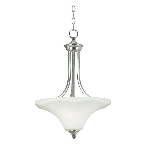 Ewing 2-Light Bowl Pendant by Wildon Home ®