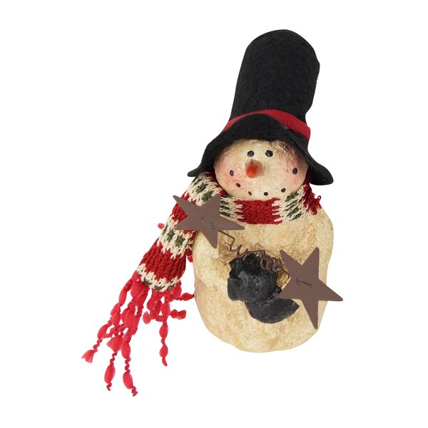 5.5'' Snowman by The Holiday Aisle