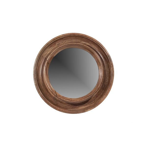 Convex Kahuna Wall Mirror by Ibolili