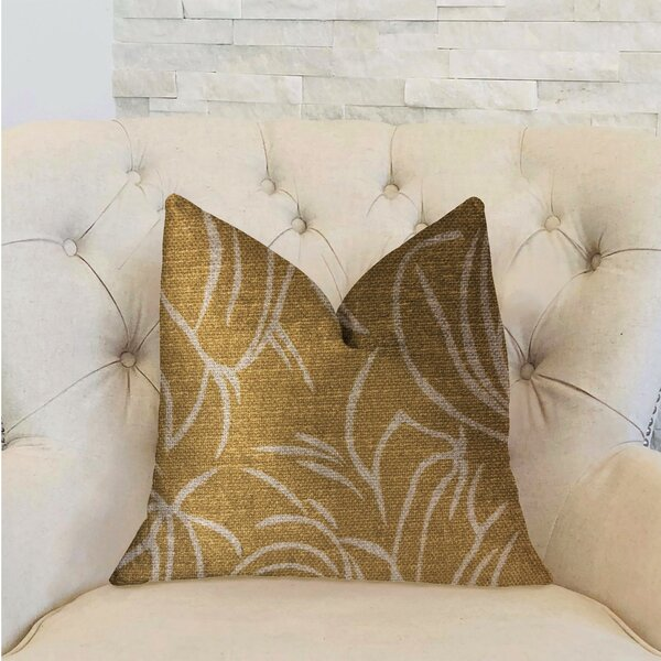 Alkes Luxury Pillow by Bloomsbury Market