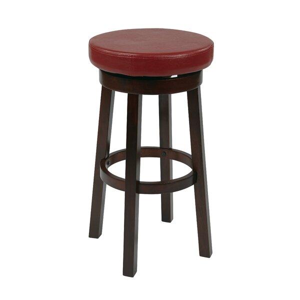 Chesterhill 30.25 Bar Stool by Red Barrel Studio