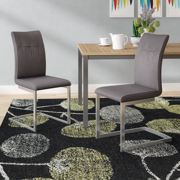 Kalinda Upholstered Dining Chair (Set Of 2) By Orren Ellis