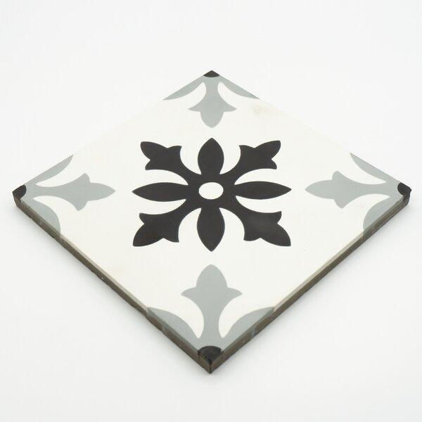 Azrou 8 x 8 Cement Field Tile
