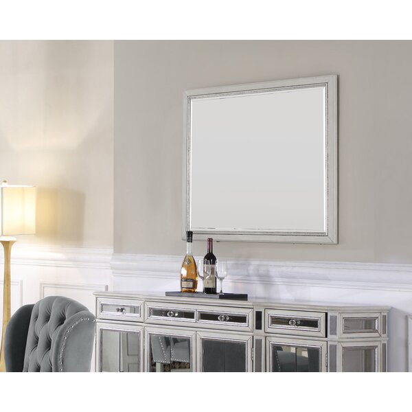 Sheringham Vanity Wall Mirror by Charlton Home
