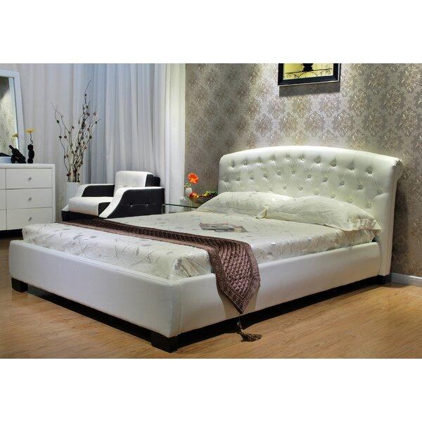 Nielsville Upholstered Platform Bed by Mercer41 Mercer41
