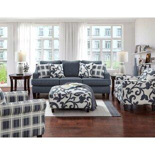 Jacarr 4 Piece Confingurable Living Room Set by Red Barrel Studio®