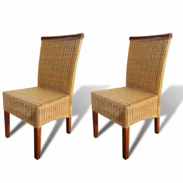 Rebeca Dining Chair (Set of 2) by Bay Isle Home