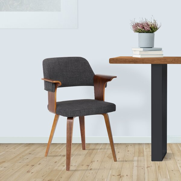 Magana Upholstered Dining Chair by Wrought Studio