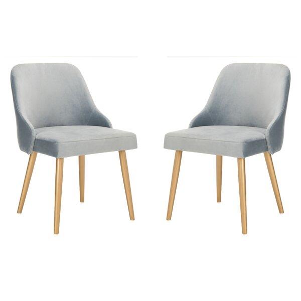 Dinwiddie Lulu Upholstered Dining Chair (Set of 2) by Corrigan Studio