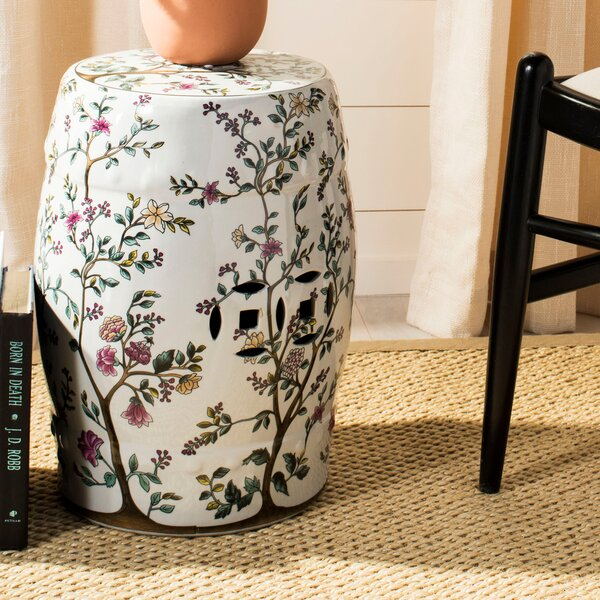 Blooming Tree Garden Stool by Safavieh