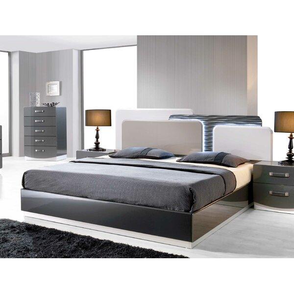 Georgeanna California King Platform Bed by Orren Ellis