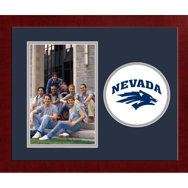 NCAA Nevada Wolfpack Spirit Picture Frame by Campus Images