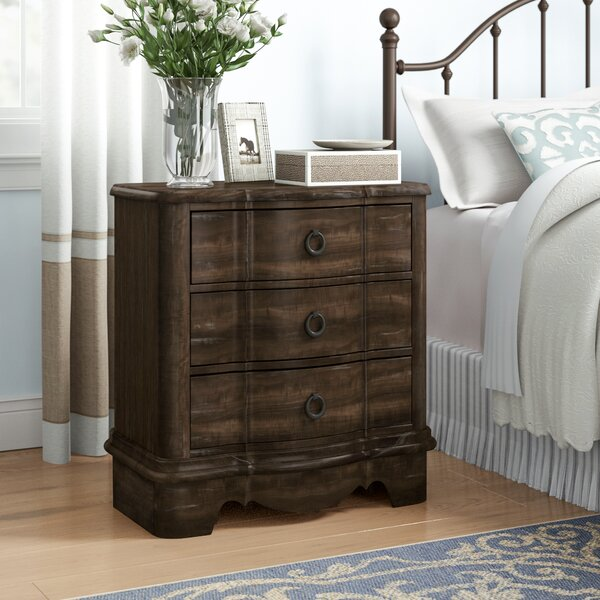Barksdale 3 Drawer Bachelors Chest by Birch Lane™ Heritage