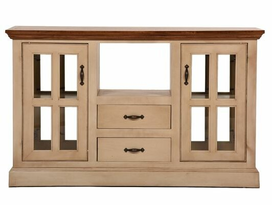 West Winds Kitchen Island With Solid Wood Plank Work Top By Eagle Furniture Manufacturing Modern