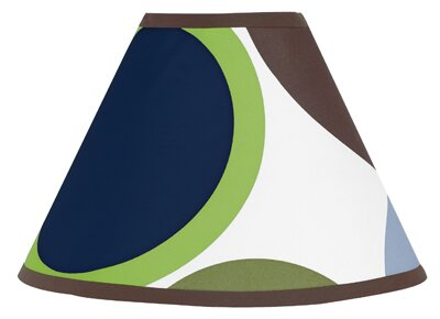 Designer Dot 7 Polyester Empire Lamp Shade by Sweet Jojo Designs