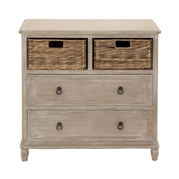 George 4 Drawer Accent Chest by Ophelia & Co. Ophelia & Co.