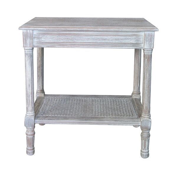 Jamestown End Table By Highland Dunes