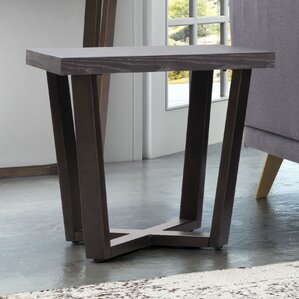 Hersom End Table by Brayden Studio