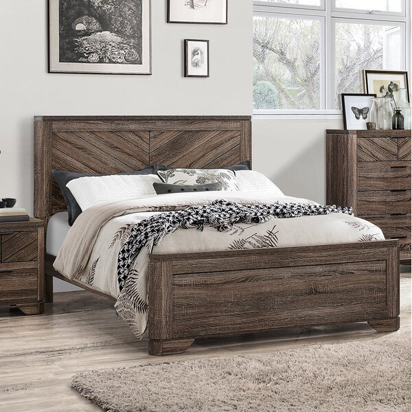 Posie Standard Bed by Foundstone