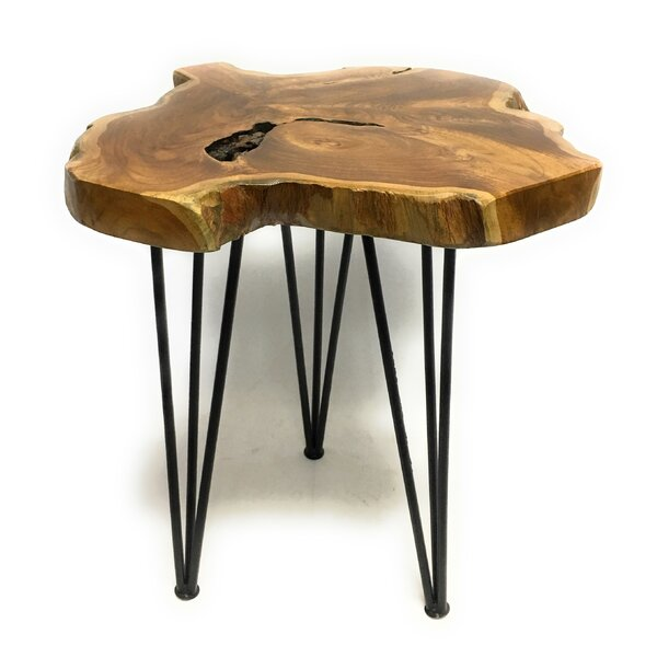 Markovich End Table by Union Rustic