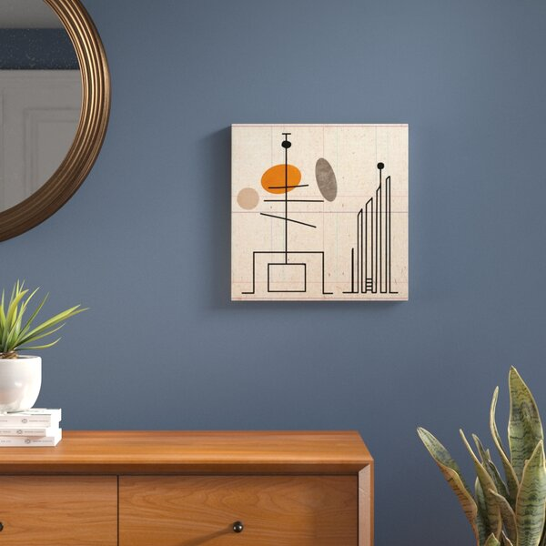 Malabares Painting Print on Canvas by Langley Street