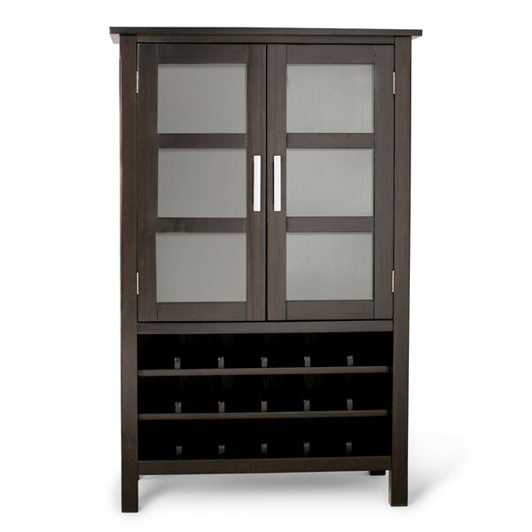 Burriss Bar Cabinet by Charlton Home Charlton Home