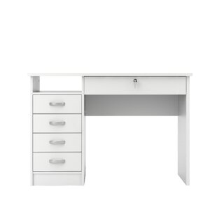 Zehr Desk with 5 Drawer