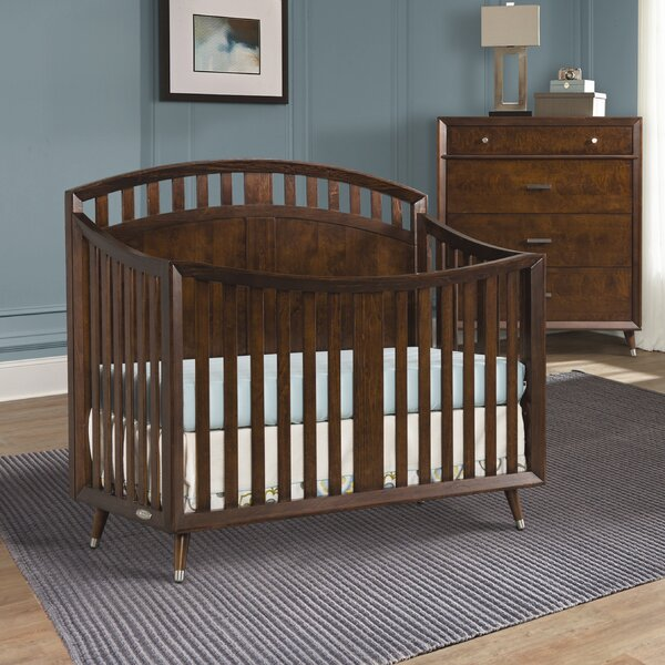 Notting Hill Arch 4-in-1 Convertible Crib by Child Craft