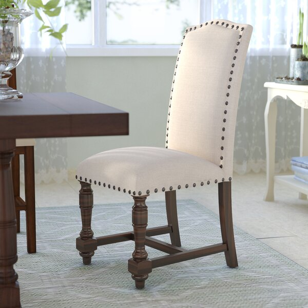 Fortunat Upholstered Dining Chair (Set of 2) by Laurel Foundry Modern Farmhouse