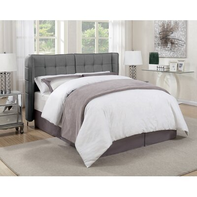 Gillis Upholstered Standard Bed Size: California King