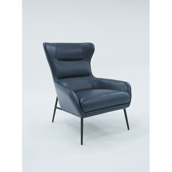 Jonathon Lounge Chair by 17 Stories