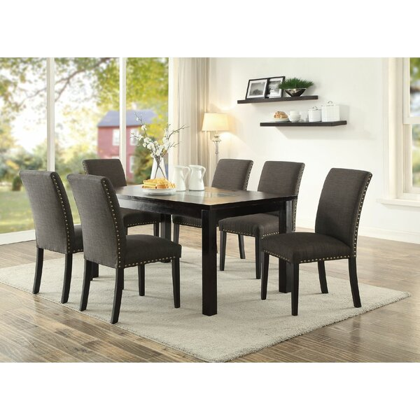 Chalone 7 Piece Dining Set by Darby Home Co Darby Home Co