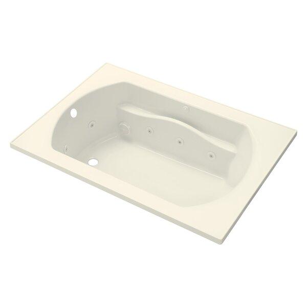 Lawson 60 x 42 Whirlpool Bathtub by Sterling by Kohler