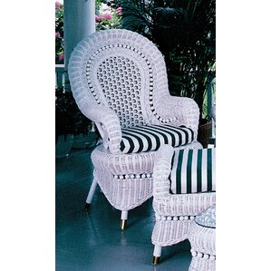 Country Armchair by Spice Islands Wicker